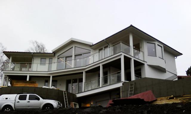 Specialhus på Ekerö